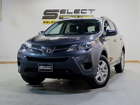 Magnetic Gray Metallic 2015 Toyota RAV4 LE