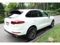 Porsche Cayenne Platinum Edition White photo #6