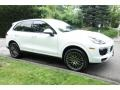 Porsche Cayenne Platinum Edition White photo #8