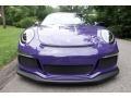 Porsche 911 GT3 RS Ultraviolet photo #2