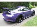 Porsche 911 GT3 RS Ultraviolet photo #6