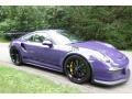 Porsche 911 GT3 RS Ultraviolet photo #8