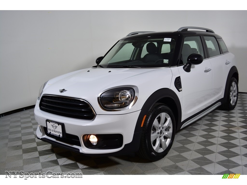 2017 Countryman Cooper - Light White / Carbon Black photo #1