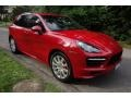 Porsche Cayenne GTS Carmine Red photo #8