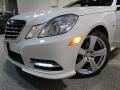 Mercedes-Benz E 350 4Matic Sedan Arctic White photo #8
