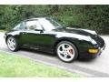 Porsche 911 Carrera 4S Black photo #8