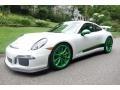 Porsche 911 GT3 White photo #1