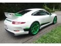 Porsche 911 GT3 White photo #7