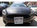 Ford Focus SE Sedan Magnetic Metallic photo #2