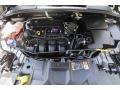 Ford Focus SE Sedan Magnetic Metallic photo #7