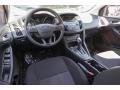 Ford Focus SE Sedan Magnetic Metallic photo #12