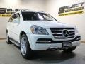 Mercedes-Benz GL 550 4Matic Arctic White photo #3