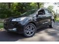 Ford Escape SE 4WD Tuxedo Black Metallic photo #1