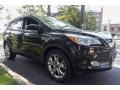 Ford Escape SE 4WD Tuxedo Black Metallic photo #9