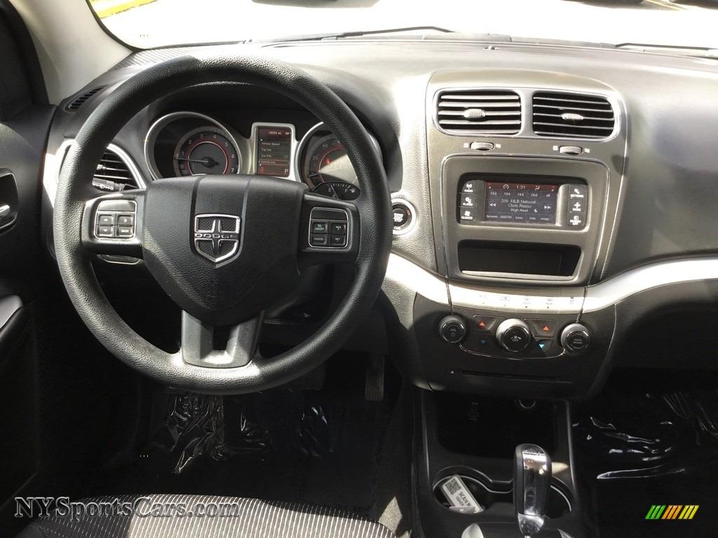 2017 Journey SXT AWD - Contusion Blue / Black photo #8