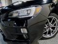 Subaru WRX STI Limited Crystal Black Silica photo #8