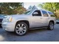 GMC Yukon Denali AWD Pure Silver Metallic photo #1