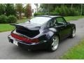 Porsche 911 Turbo 3.6 S Midnight Blue Metallic photo #6