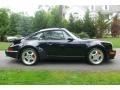 Porsche 911 Turbo 3.6 S Midnight Blue Metallic photo #7