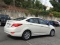 Hyundai Accent SE Sedan Misty Beige photo #4