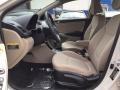 Hyundai Accent SE Sedan Misty Beige photo #10