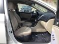 Hyundai Accent SE Sedan Misty Beige photo #25