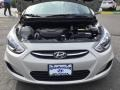 Hyundai Accent SE Sedan Misty Beige photo #28