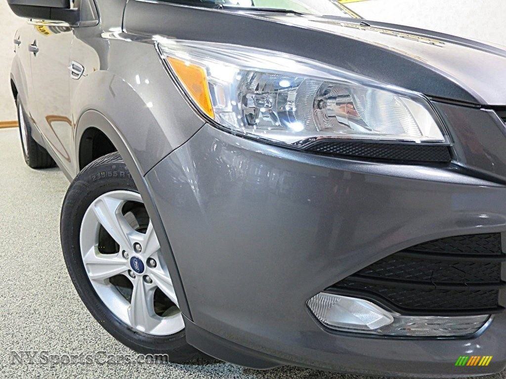 2014 Escape SE 1.6L EcoBoost 4WD - Sterling Gray / Charcoal Black photo #8