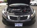 Honda Accord EX Sedan Crystal Black Pearl photo #29