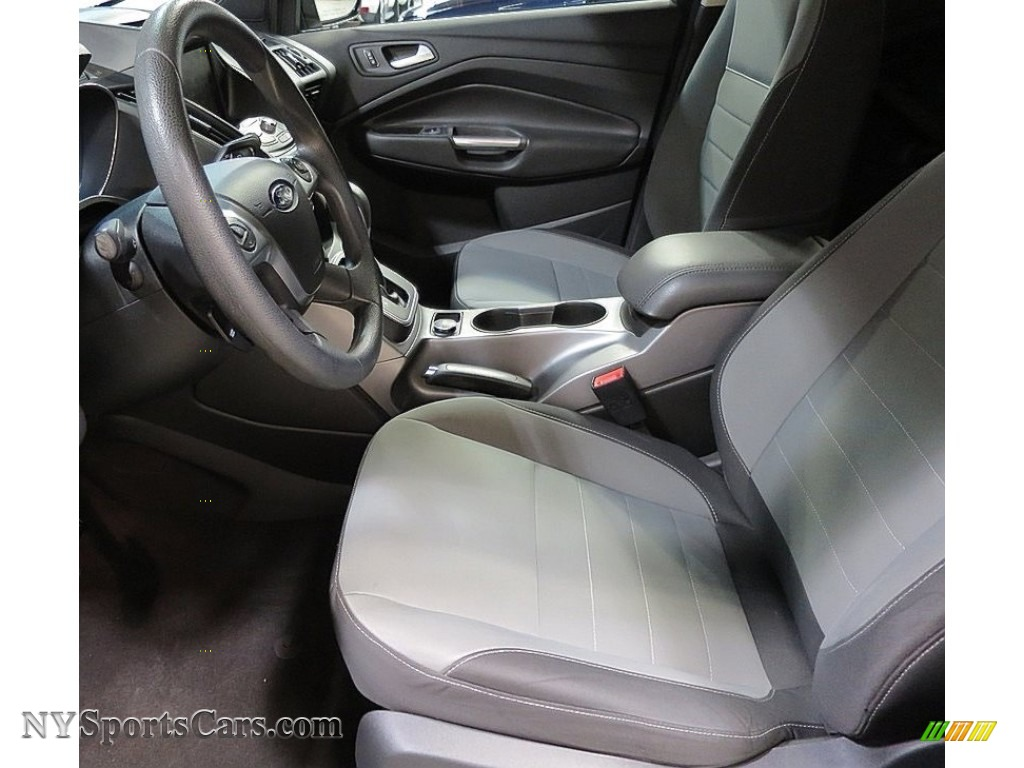 2014 Escape SE 1.6L EcoBoost 4WD - Sterling Gray / Charcoal Black photo #14