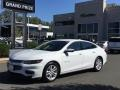 Chevrolet Malibu LT Summit White photo #2