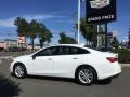 Chevrolet Malibu LT Summit White photo #7
