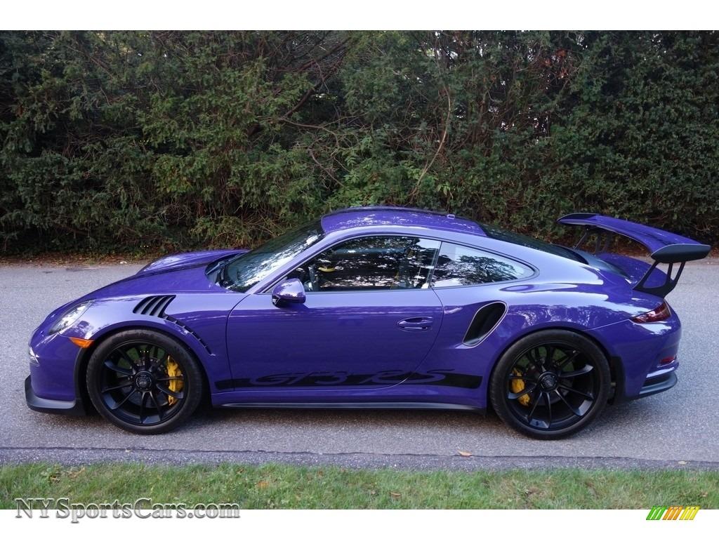 2016 Porsche 911 GT3 RS in Ultraviolet photo 3 , 193264