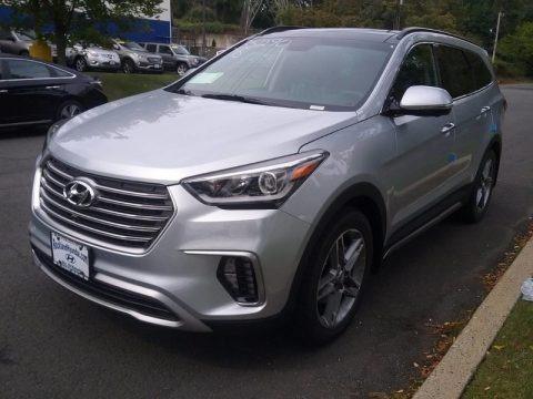 Circuit Silver 2018 Hyundai Santa Fe Limited Ultimate AWD