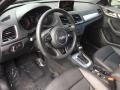 Audi Q3 2.0 TFSI Premium quattro Brilliant Black photo #9