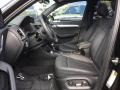 Audi Q3 2.0 TFSI Premium quattro Brilliant Black photo #10