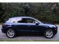 Porsche Macan S Dark Blue Metallic photo #7
