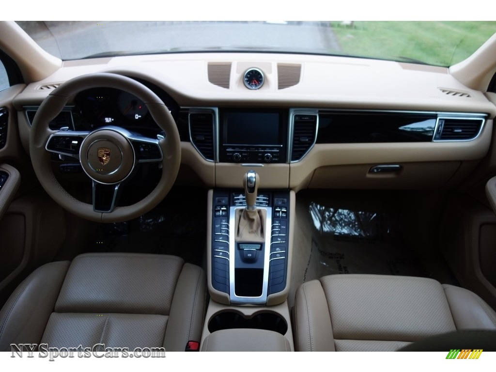 2015 Macan S - Dark Blue Metallic / Luxor Beige photo #13