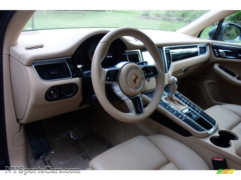 2015 Macan S - Dark Blue Metallic / Luxor Beige photo #21