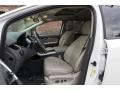 Ford Edge SEL AWD White Platinum Tri-Coat photo #14