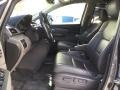 Honda Odyssey Touring Elite Smoky Topaz Metallic photo #10