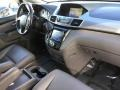 Honda Odyssey Touring Elite Smoky Topaz Metallic photo #25