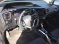 Honda Civic EX-L Sedan Crystal Black Pearl photo #9