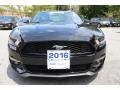 Ford Mustang EcoBoost Coupe Shadow Black photo #2