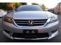 Honda Accord LX Sedan Alabaster Silver Metallic photo #2