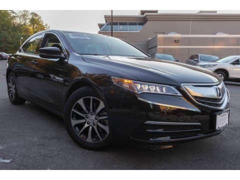 Black Copper Pearl 2016 Acura TLX 2.4