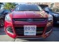 Ford Escape Titanium 4WD Ruby Red Metallic photo #2