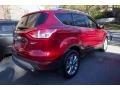 Ford Escape Titanium 4WD Ruby Red Metallic photo #7