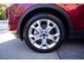 Ford Escape Titanium 4WD Ruby Red Metallic photo #8