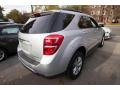 Chevrolet Equinox LT AWD Silver Ice Metallic photo #5